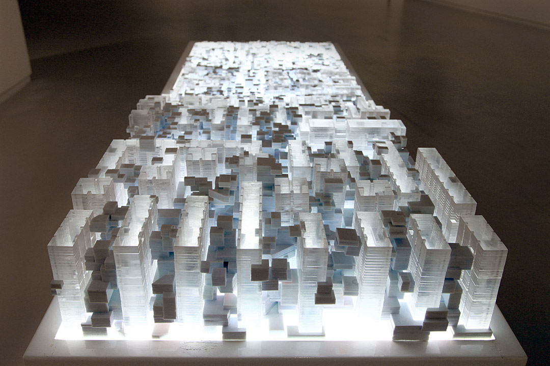 Tracing The City / LYCS Architecture第22张图片