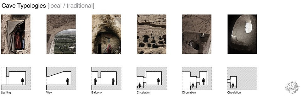 Con-Cave: Bamiyan Culture Center / reMIX studio第5张图片