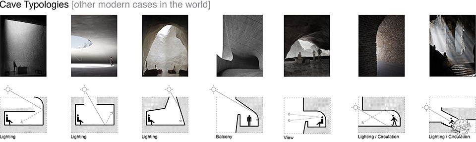 Con-Cave: Bamiyan Culture Center / reMIX studio第6张图片