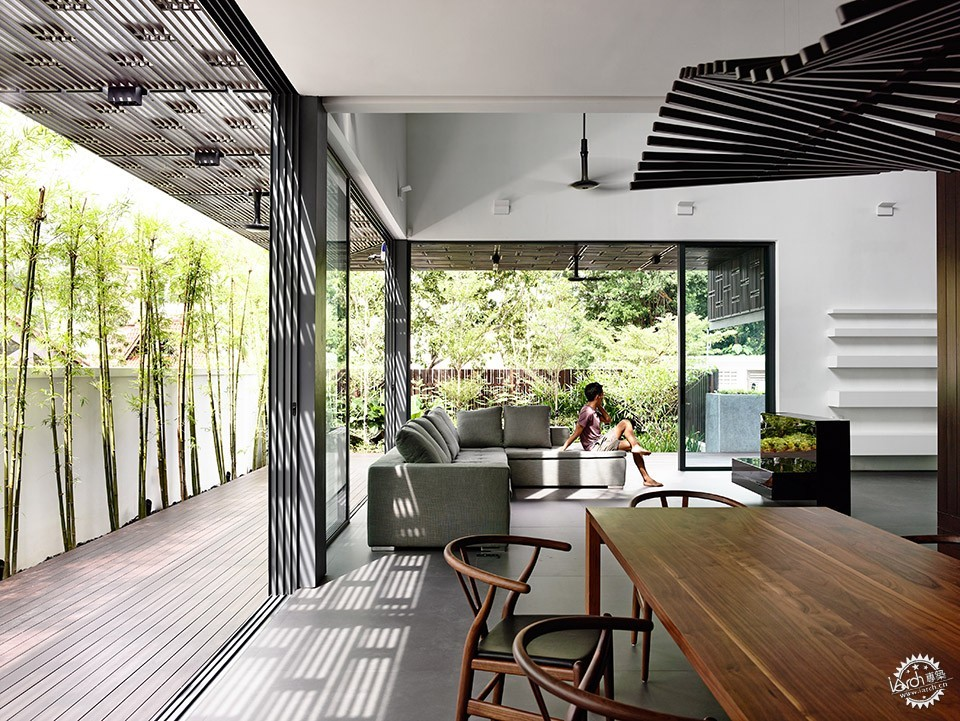 Greenbank Park, Singapore / Hyla Architects第8张图片