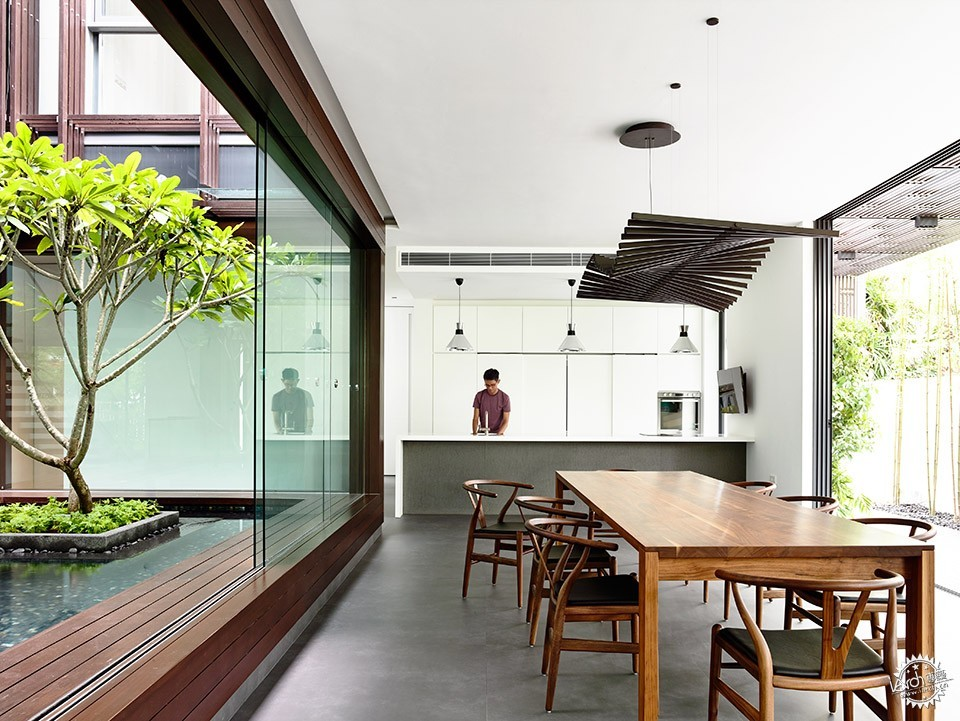 Greenbank Park, Singapore / Hyla Architects第4张图片