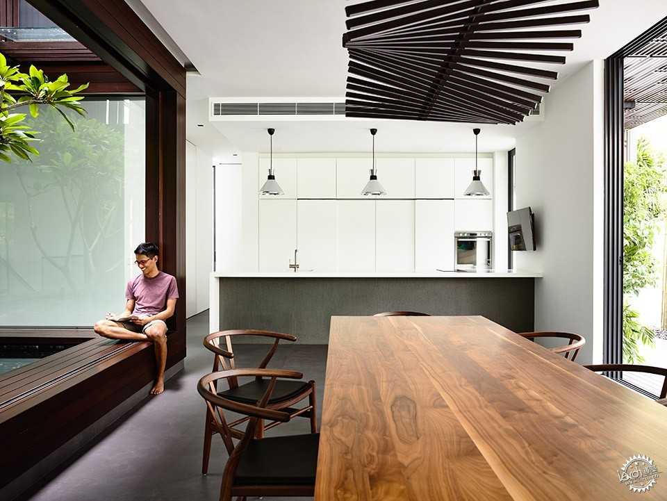 Greenbank Park, Singapore / Hyla Architects第5张图片
