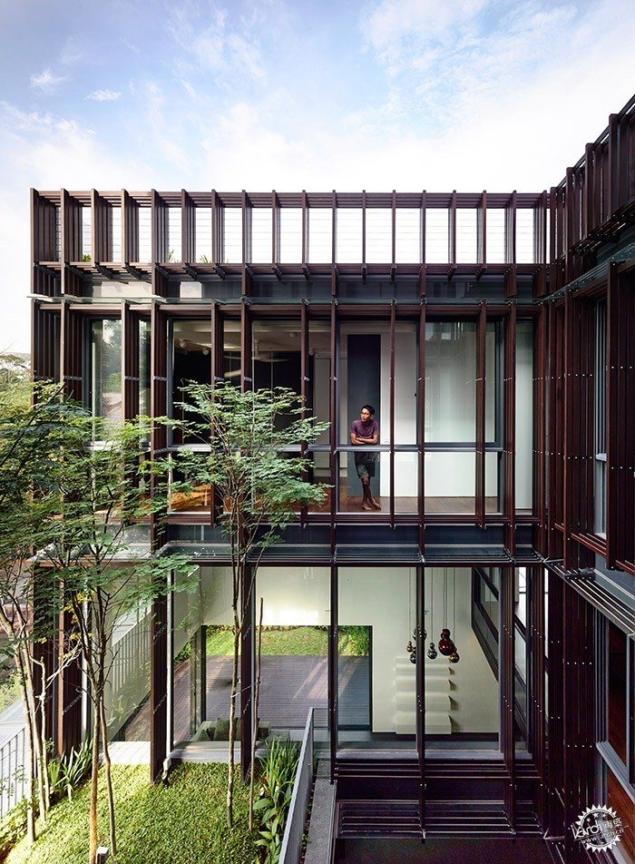 Greenbank Park, Singapore / Hyla Architects第9张图片