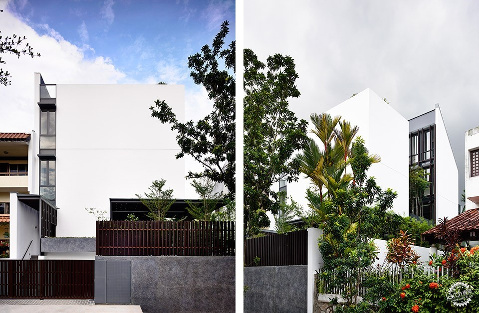 Greenbank Park, Singapore / Hyla Architects第1张图片