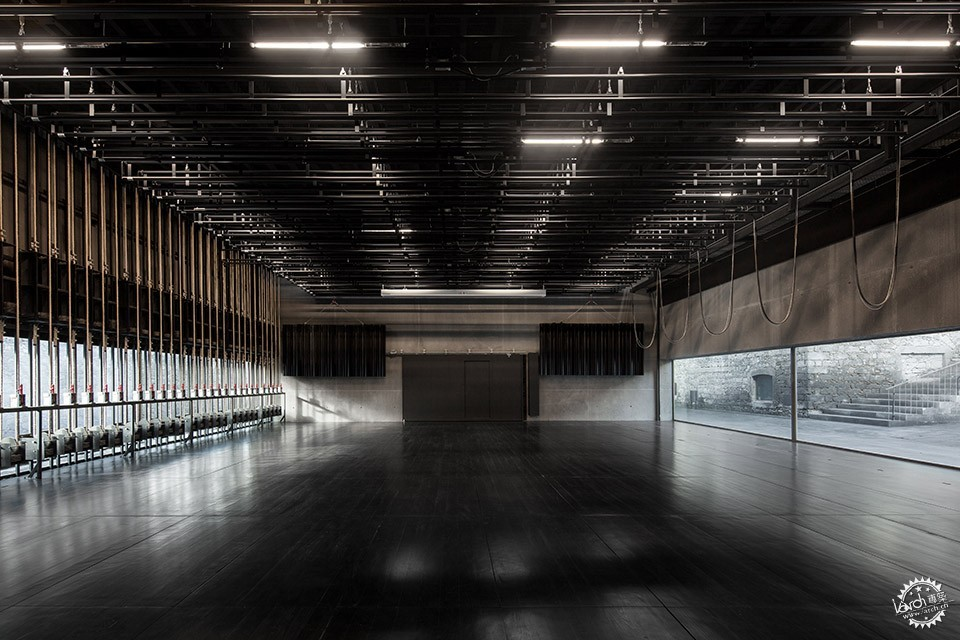 Arquipélago - Contemporary Arts Centre / Menos é Mais Office第11张图片