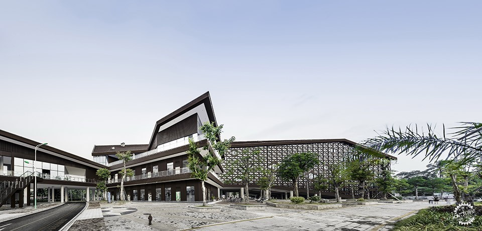 Xinglong Visitor Center, China / Atelier Alter第1张图片