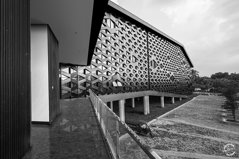 Xinglong Visitor Center, China / Atelier Alter第6张图片