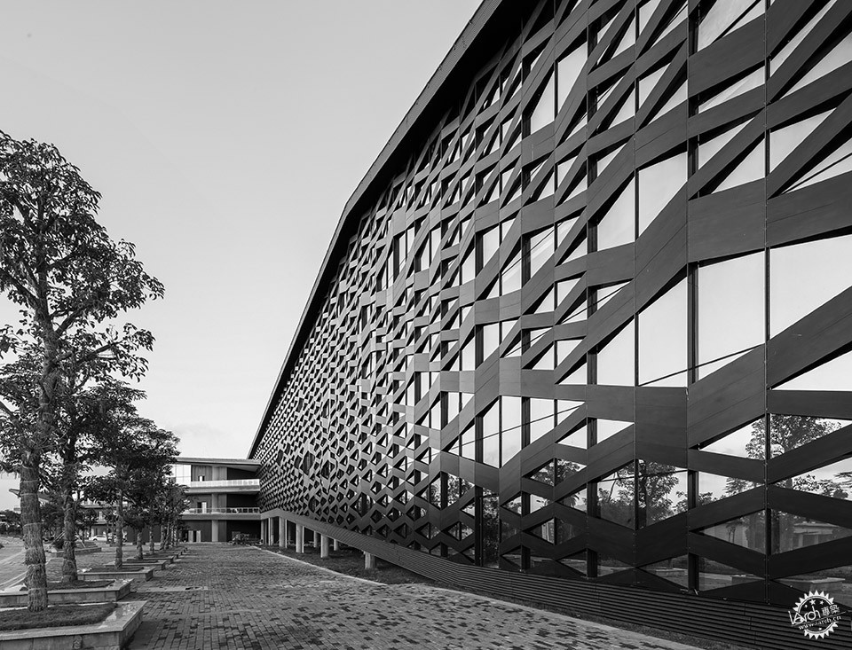 Xinglong Visitor Center, China / Atelier Alter第5张图片