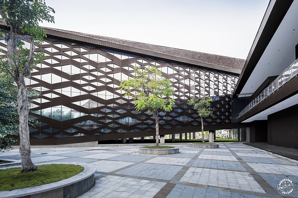 Xinglong Visitor Center, China / Atelier Alter第12张图片