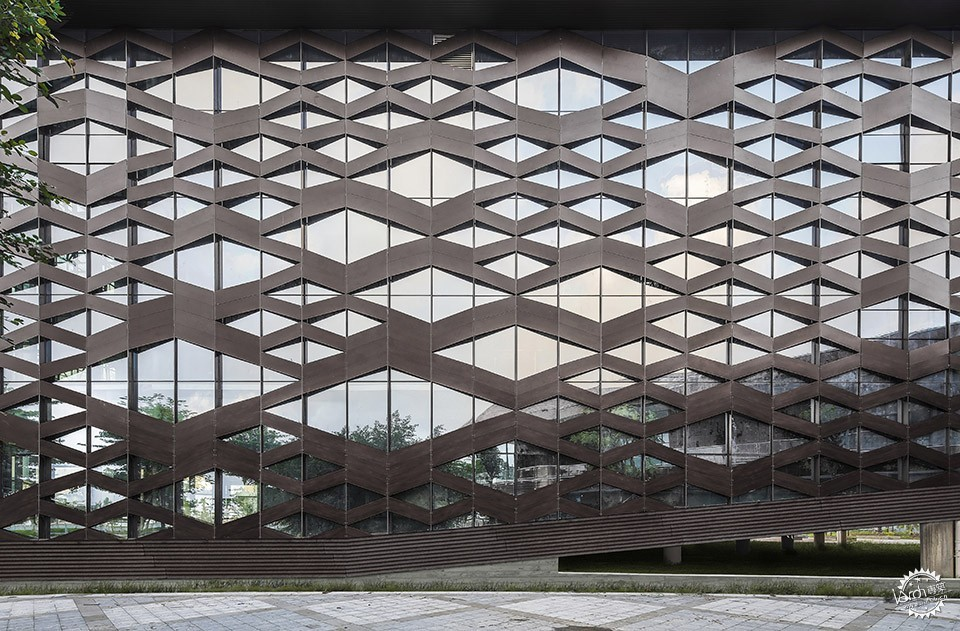 Xinglong Visitor Center, China / Atelier Alter第13张图片