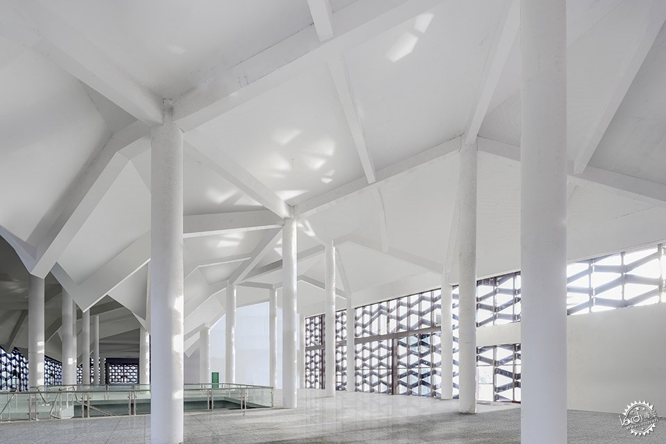 Xinglong Visitor Center, China / Atelier Alter第19张图片
