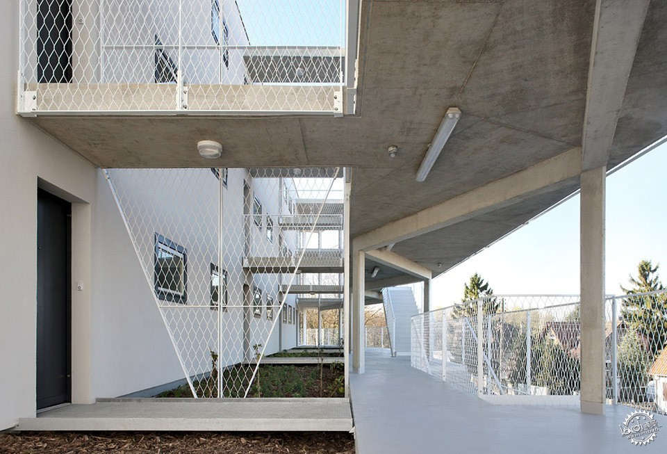50 Housing units, Limeil-Brevannes / Bruther第2张图片