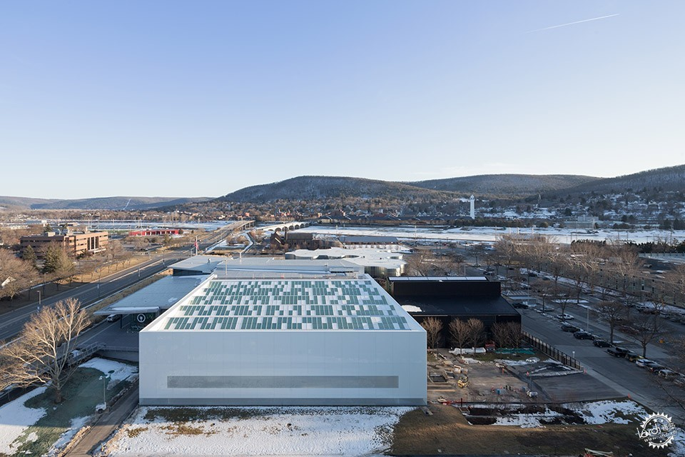 Corning Museum of Glass North Wing / Thomas Phifer and Partners第3张图片