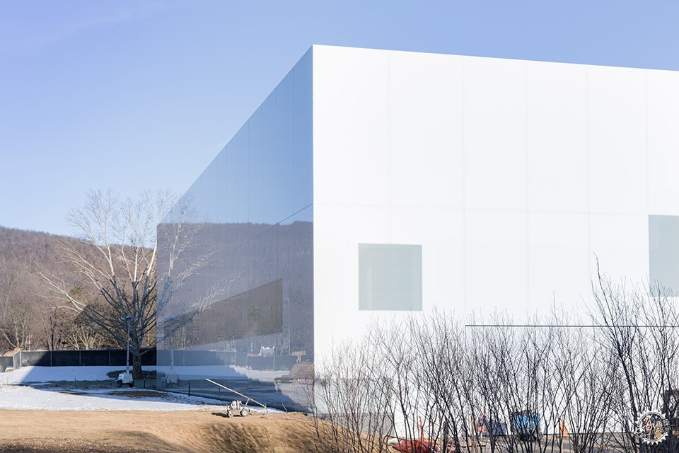 Corning Museum of Glass North Wing / Thomas Phifer and Partners第4张图片