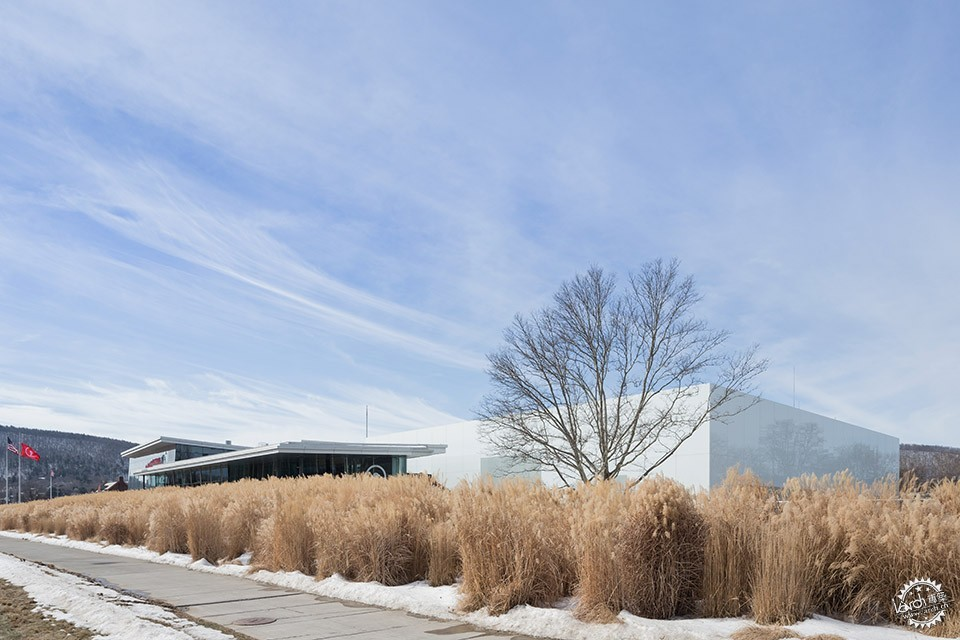 Corning Museum of Glass North Wing / Thomas Phifer and Partners第5张图片