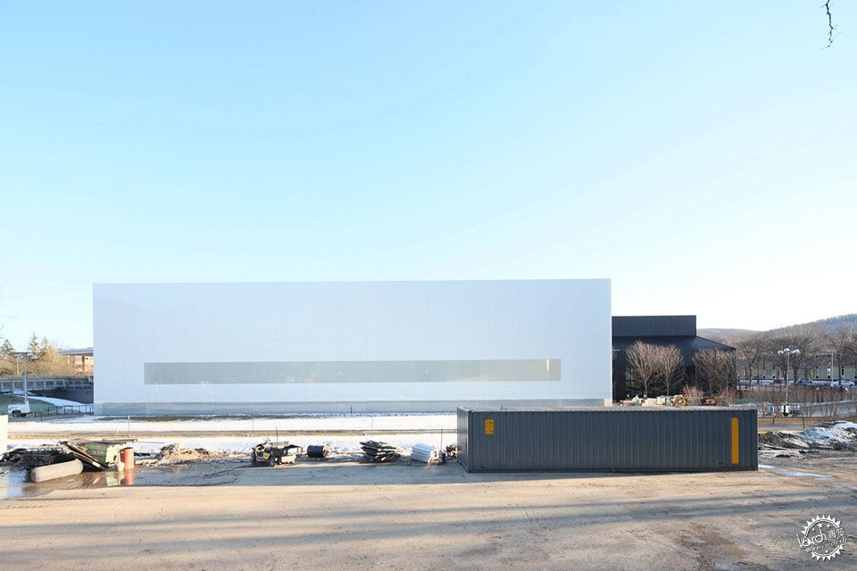 Corning Museum of Glass North Wing / Thomas Phifer and Partners第6张图片