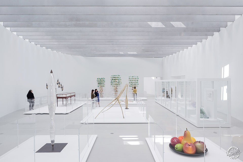 Corning Museum of Glass North Wing / Thomas Phifer and Partners第8张图片