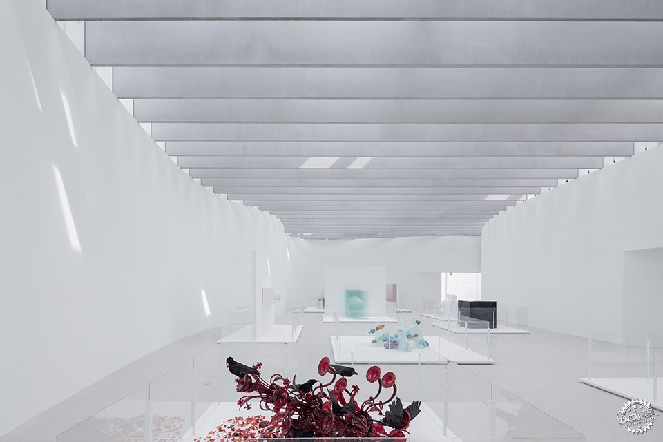 Corning Museum of Glass North Wing / Thomas Phifer and Partners第19张图片