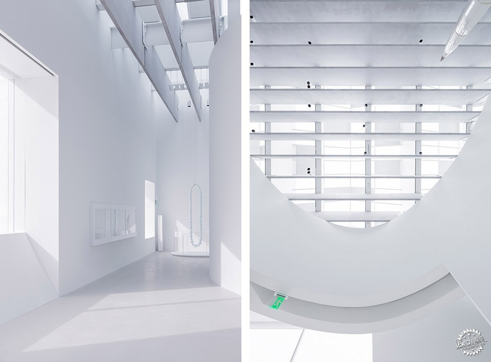 Corning Museum of Glass North Wing / Thomas Phifer and Partners第26张图片