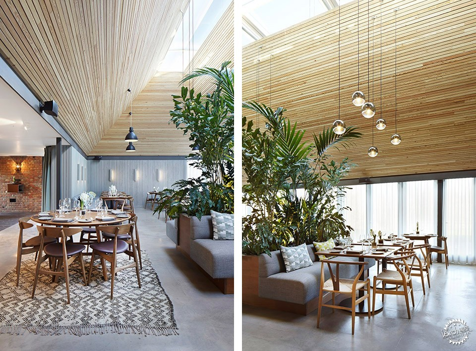 Woodspeen Restaurant and Cookery School / Softroom第6张图片