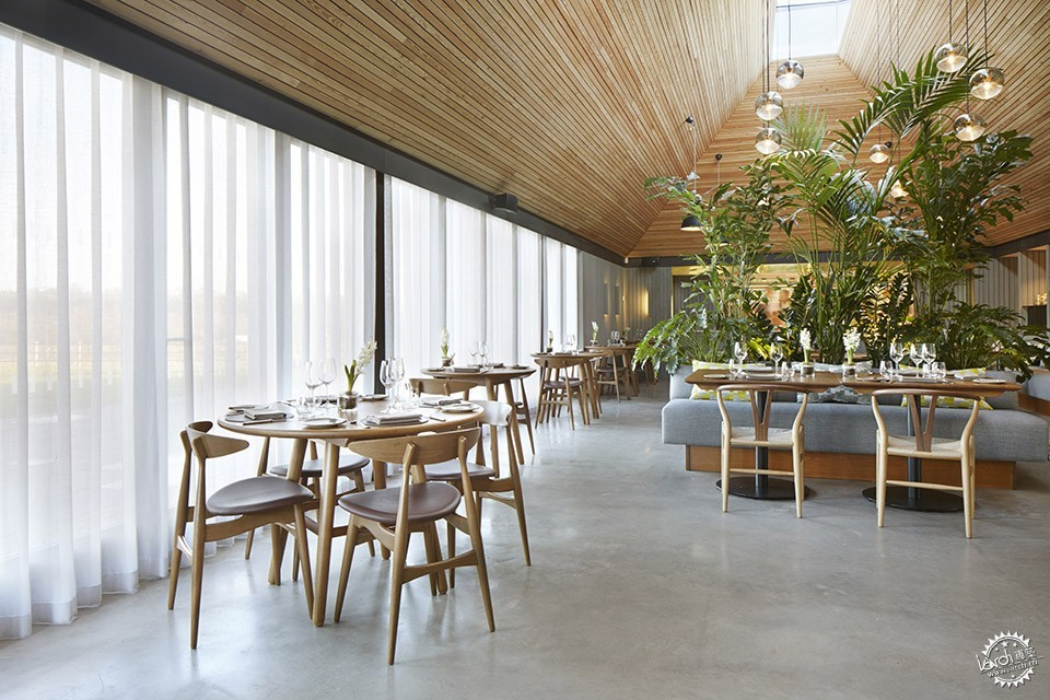 Woodspeen Restaurant and Cookery School / Softroom第2张图片