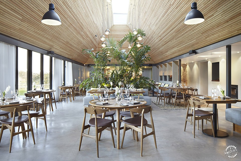 Woodspeen Restaurant and Cookery School / Softroom第4张图片