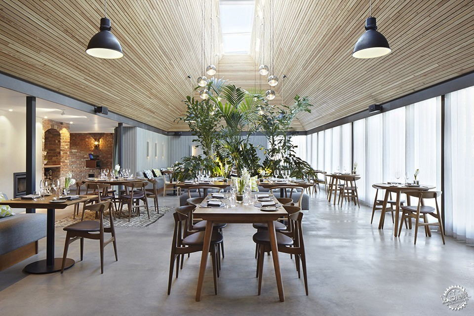 Woodspeen Restaurant and Cookery School / Softroom第3张图片