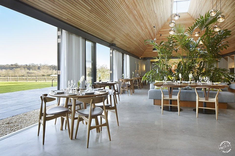 Woodspeen Restaurant and Cookery School / Softroom第1张图片