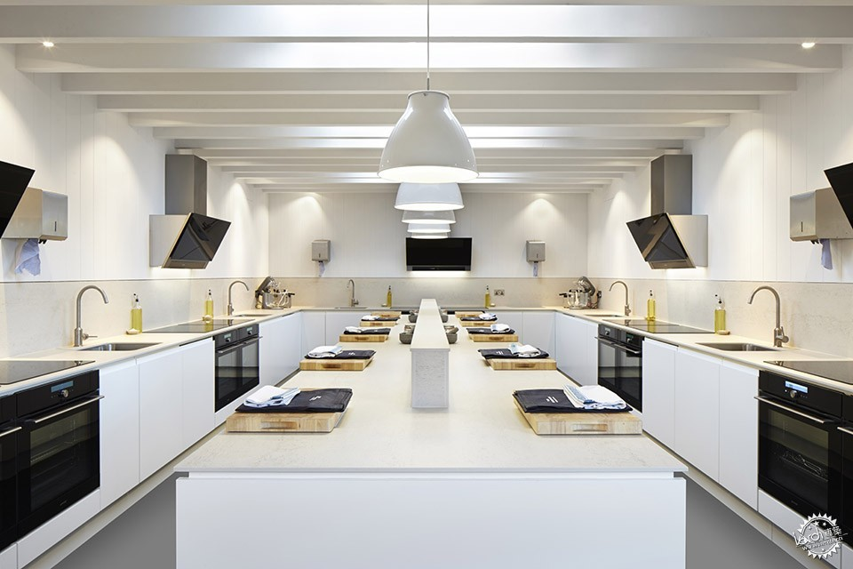Woodspeen Restaurant and Cookery School / Softroom第10张图片