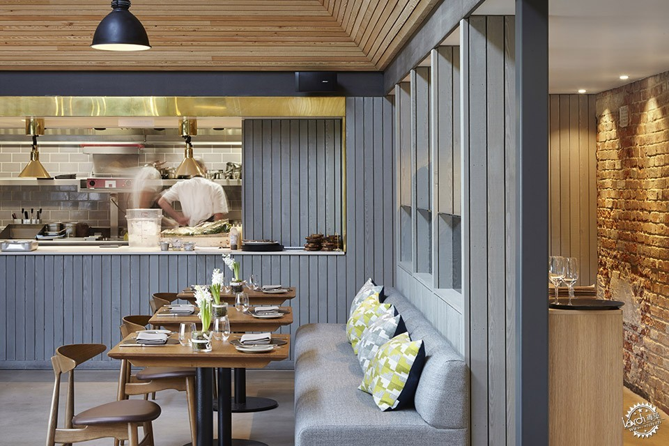 Woodspeen Restaurant and Cookery School / Softroom第15张图片
