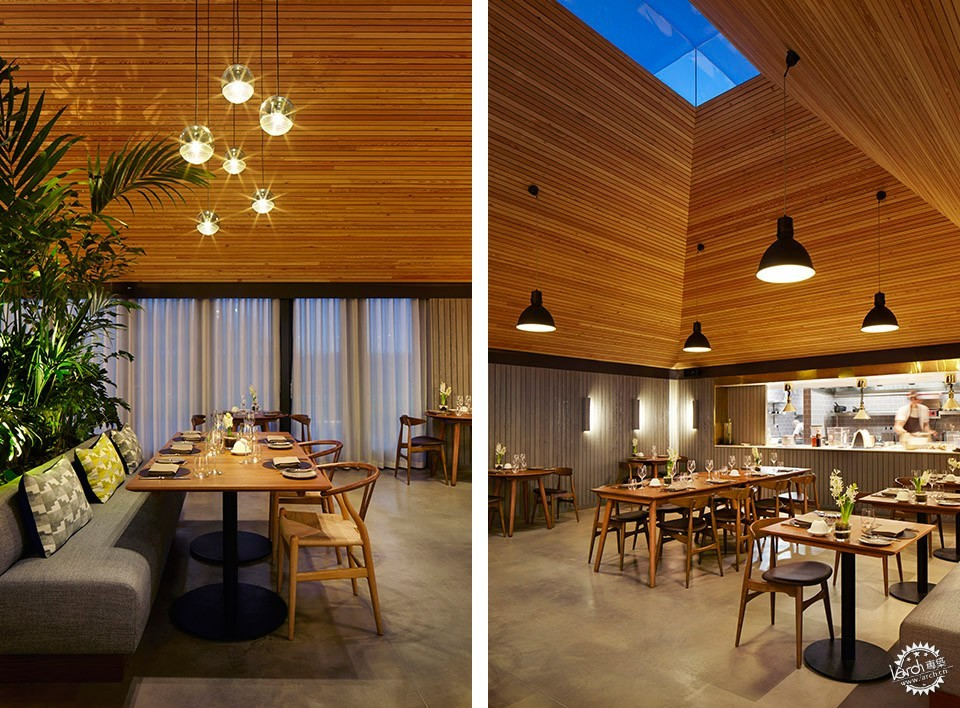 Woodspeen Restaurant and Cookery School / Softroom第18张图片