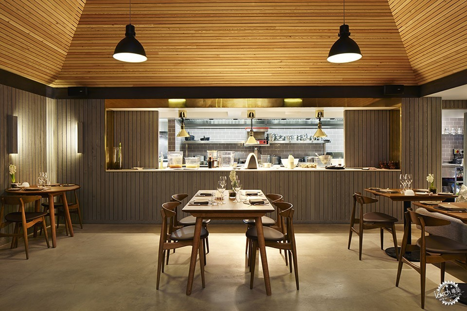Woodspeen Restaurant and Cookery School / Softroom第17张图片