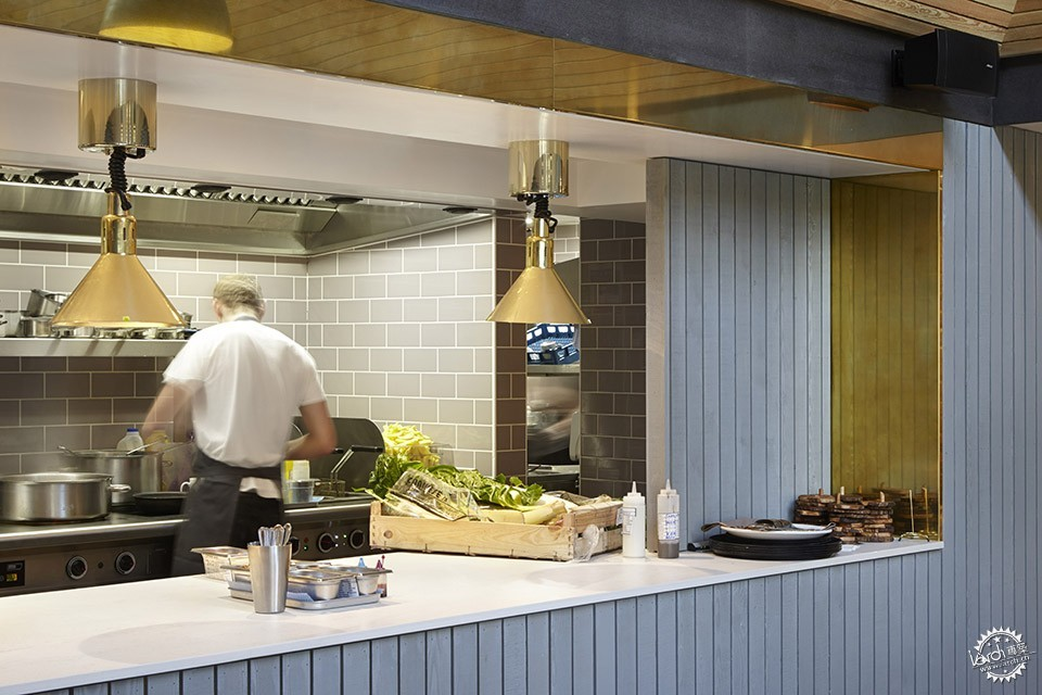 Woodspeen Restaurant and Cookery School / Softroom第16张图片