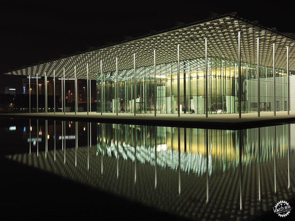 National Theatre, Al-Manama, Bahrain / as ARCHITECTURE-STUDIO第2张图片