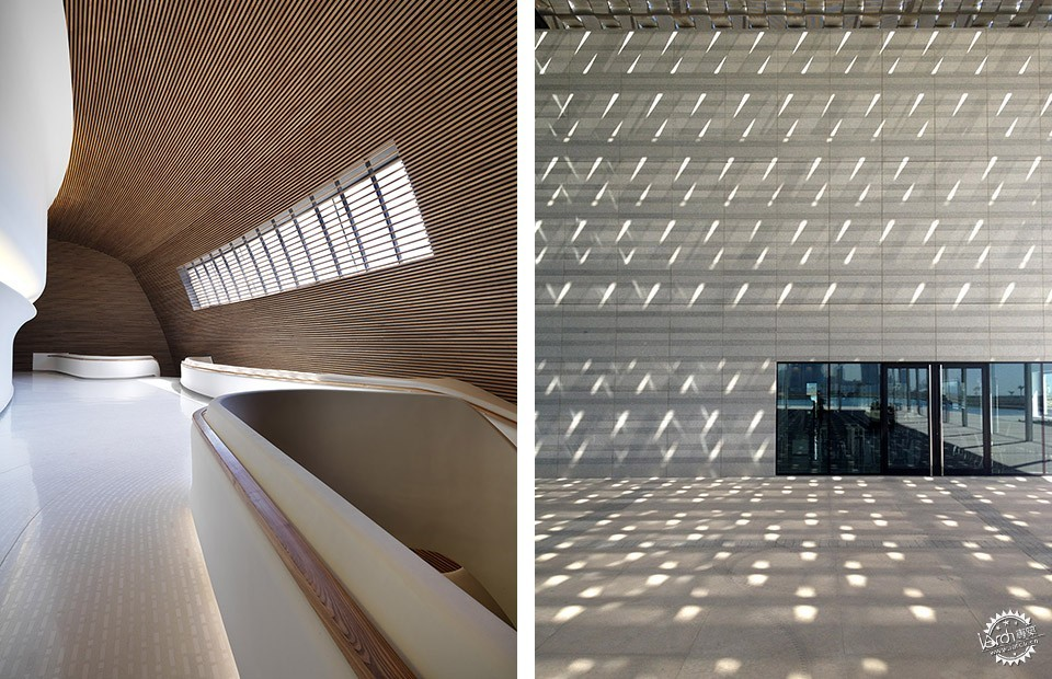 National Theatre, Al-Manama, Bahrain / as ARCHITECTURE-STUDIO第9张图片