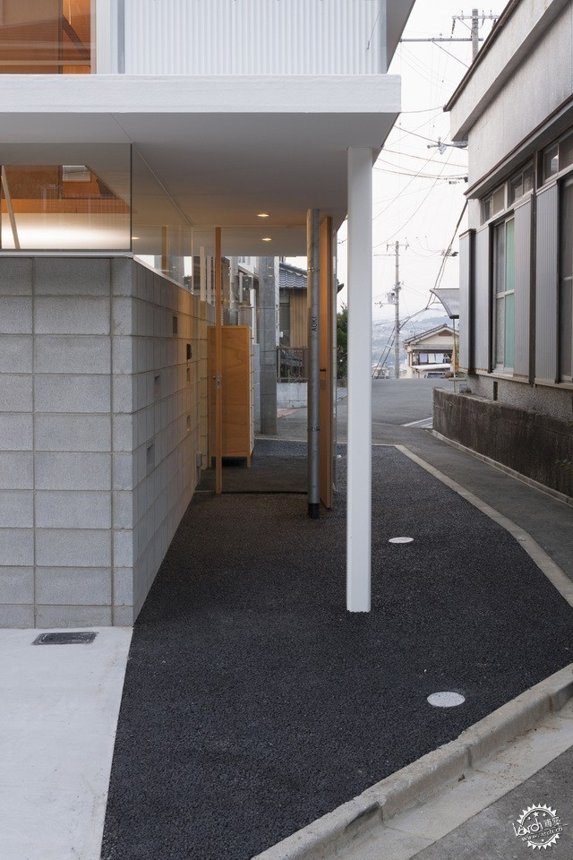 兵库县川西市住宅 HOUSE IN KAWANISHI TY TATO ARCHITECTS第10张图片
