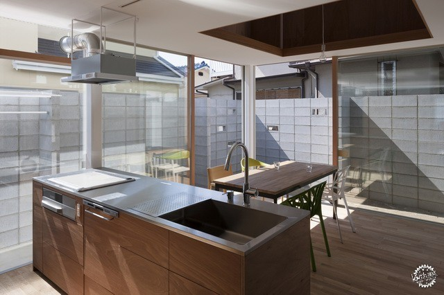 兵库县川西市住宅 HOUSE IN KAWANISHI TY TATO ARCHITECTS第15张图片