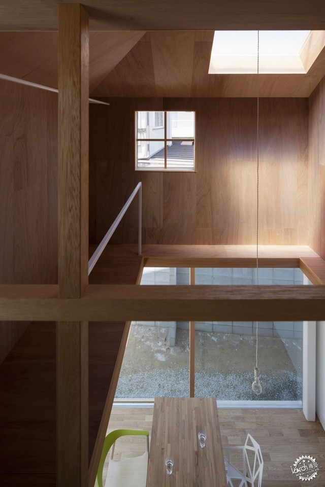 兵库县川西市住宅 HOUSE IN KAWANISHI TY TATO ARCHITECTS第21张图片