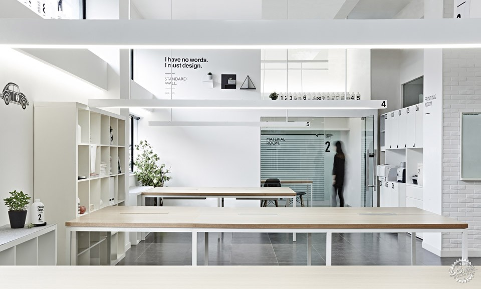 Rigidesign Office, Shanghai, China / RIGIdesign第1张图片