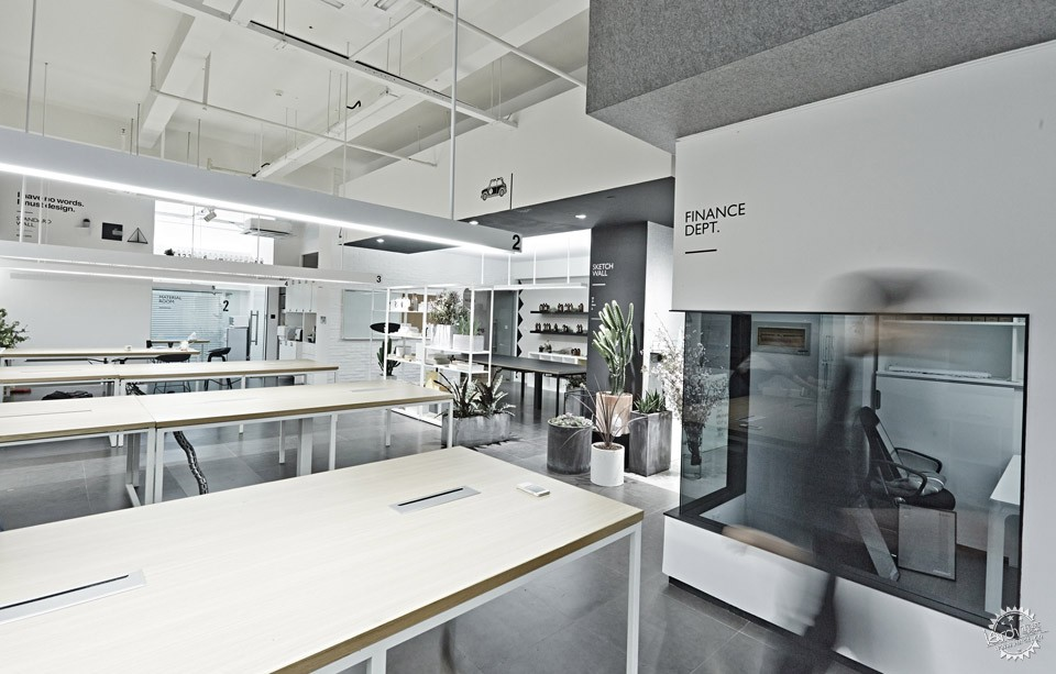 Rigidesign Office, Shanghai, China / RIGIdesign第7张图片