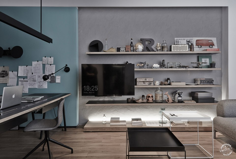 Rigidesign Office, Shanghai, China / RIGIdesign第15张图片