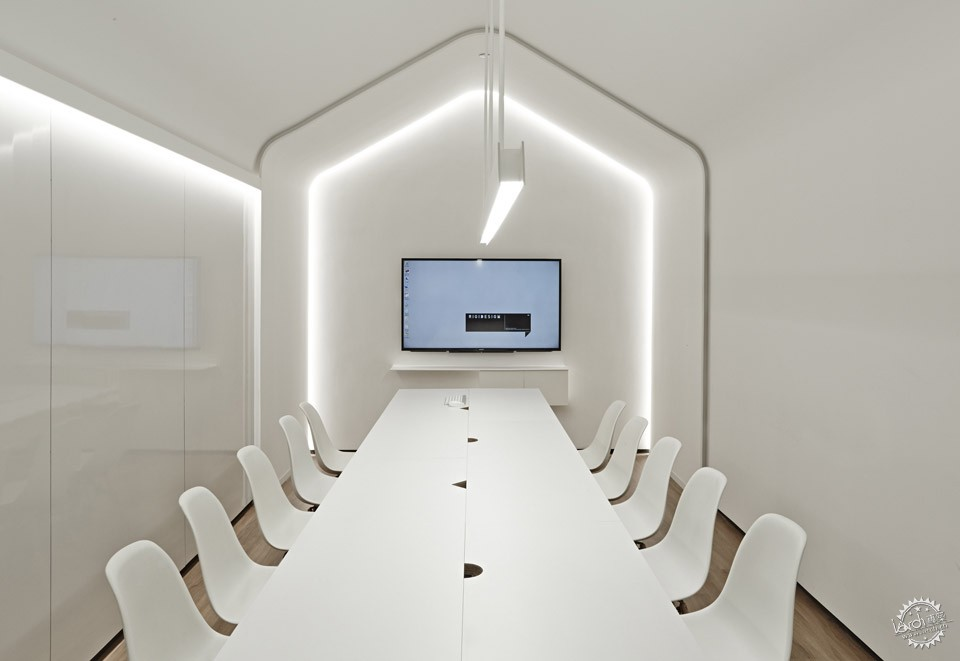 Rigidesign Office, Shanghai, China / RIGIdesign第13张图片