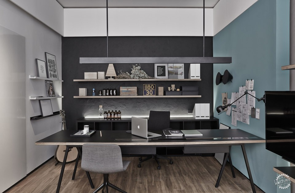 Rigidesign Office, Shanghai, China / RIGIdesign第18张图片