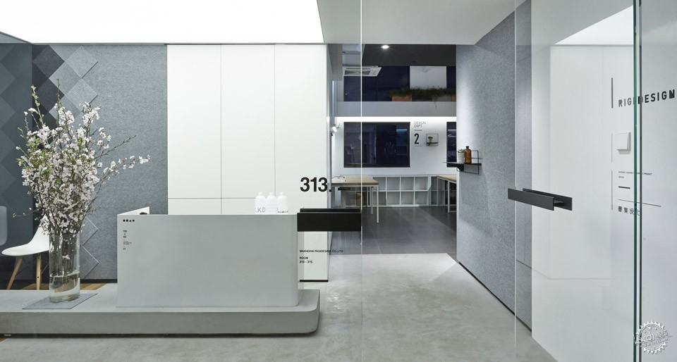 Rigidesign Office, Shanghai, China / RIGIdesign第17张图片