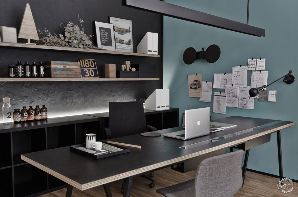 Rigidesign Office, Shanghai, China / RIGIdesign第19张图片