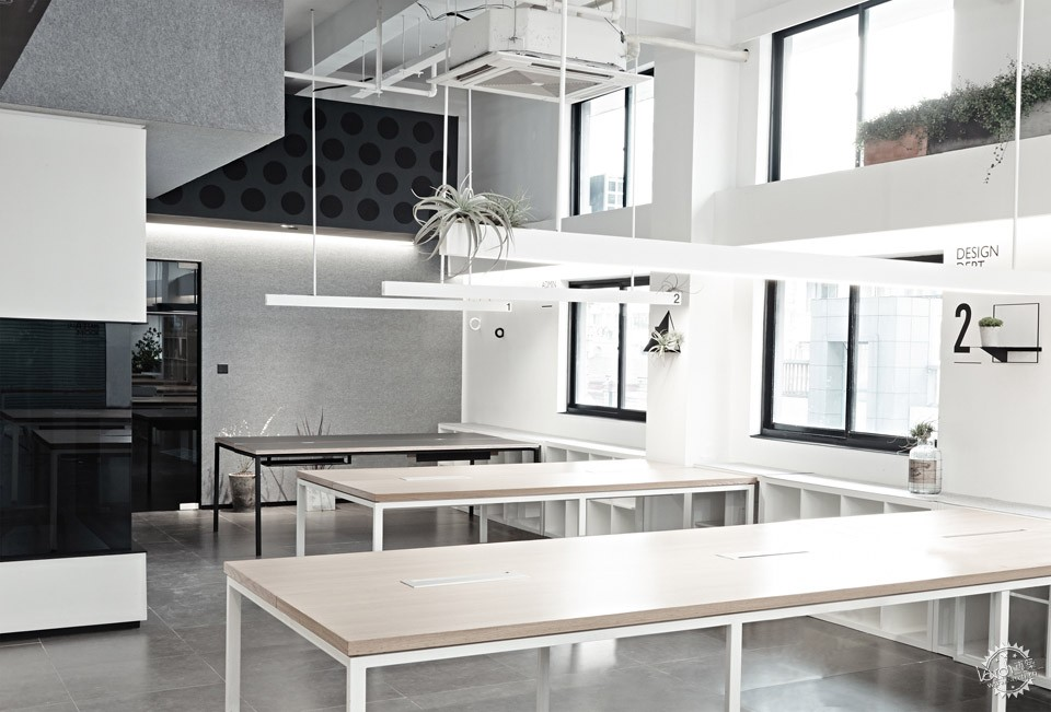 Rigidesign Office, Shanghai, China / RIGIdesign第25张图片