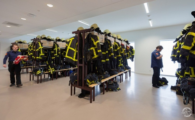 杜廷赫姆消防站(Fire Station Doetinchem)第8张图片