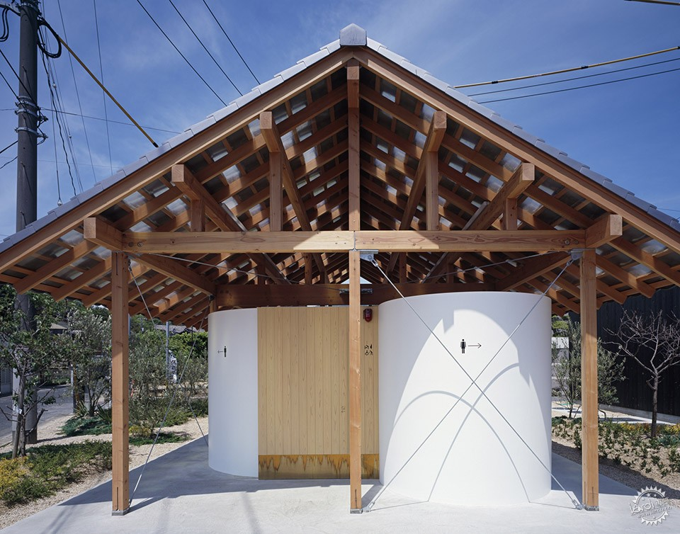 Hut with the Arc Wall / Tato Architects第10张图片