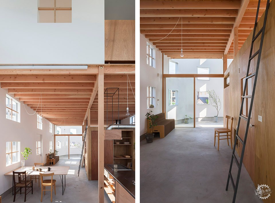 House in Hikone / Tato Architects第10张图片