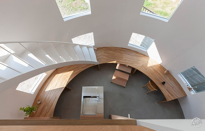 House in Hikone / Tato Architects第15张图片